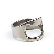 2.2cm Finger Ring Stil Mini-Legierung Flaschenöffner Barware Küche& Essen