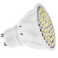 お買い得  LED スポットライト-3 W 250-350 lm GU10 LEDスポットライト MR16 60 LEDビーズ SMD 3528 温白色 / クールホワイト 220-240 V / 110-130 V