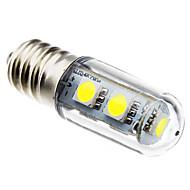 e14 led corn világítás t 7 smd 5050 80lm természetes fehér 6000k ac 220-240v