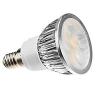 お買い得  LED スポットライト-3W 260-300lm E14 LEDスポットライト 4 LEDビーズ ハイパワーLED 調光可能 温白色 クールホワイト ナチュラルホワイト 220-240V