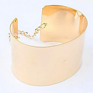 billige -kvindernes 2013 nye europæiske og amerikanske store retro overdrevet metal kæde armbånd b2