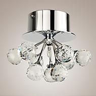 preiswerte -CABARRUS - Wandlampe Floral aus Kristall