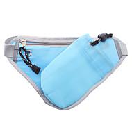 L Sling & Messenger Bag Outdoor Blue / Orange Canvas