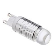 お買い得  LED スポットライト-1個 3 W 300 lm G9 LEDスポットライト 1 LEDビーズ COB クールホワイト 220-240 V