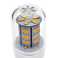 2W E14 G9 GU10 E26/E27 LEDコーン型電球 T 24 LEDの SMD 5730 温白色 クールホワイト 200-250lm 3000K 交流220から240V
