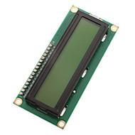 お買い得  -(Arduinoのための)のためのIIC / I2CシリアルLCD 1602モジュール表示(公式(Arduinoのための)ボードで動作します)
