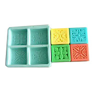 cheap Kitchen & Dining-Cake Molds For Chocolate For Cookie For Cake Silicone Eco-friendly