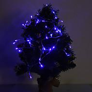 tanie Taśmy LED-4m 3w 40-led 210lm niebieskie światło led strip światło do dekoracji
