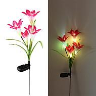 preiswerte LED Solarleuchten-Solar führte Blumenlicht (1049-cis-28077) hochwertige Außenbeleuchtung