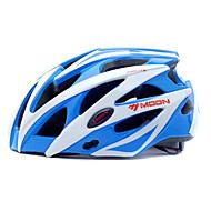 MOON 자전거 헬멧 CE 인증 싸이클링 25 통풍구 하프 쉘 산 남성용 여성용 남여 공용 산악 사이클링 도로 사이클링 사이클링