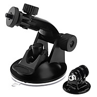 Suction Cup Tripod Mount / Holder For Action Camera Gopro 6 Gopro 5 Gopro 3 Gopro 2 Plastic