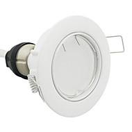 GU10 LED szpotlámpák 56 led SMD 3014 Tompítható Meleg fehér 580lm 2700K AC 220-240V