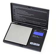 100g * 0.01g Mini LCD digital de bolsillo de la joyería del diamante del oro escala de gramo