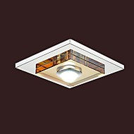 povoljno -UMEI™ Flush Mount Ambient Light - Mini Style, Modern / Comtemporary, 90-240V, Meleg fehér Bijela, Bulb Included