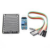 お買い得  Arduino 用アクセサリー-(Arduinoのための)のためのcg05sz-063レインセンサー(公式(Arduinoのための)ボードで動作します)