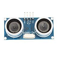 お買い得  Arduino 用アクセサリー-超音波モジュールHC-SR04の距離測定変換器センサ(Arduinoのための)