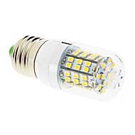 お買い得  LED スポットライト-550-680 lm E26/E27 LEDコーン型電球 T 60 LEDの SMD 2835 温白色 AC 220-240V