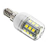 お買い得  LED コーン型電球-3W 350-400 lm E14 LEDコーン型電球 T 27 LEDの SMD 5050 調光可能 クールホワイト AC 220-240V