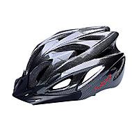 FJQXZ Naisten Miesten Unisex Pyörä Helmet 18 Halkiot Pyöräily Maantiepyöräily Pyöräily Medium: 55-59cm; Suuri: 59-63cm;