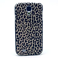 For Samsung Galaxy etui Mønster Etui Bagcover Etui Leopardmønster PC Samsung S4