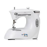 Portable Mini Sewing Machine with Foot Controller  (4xAA)