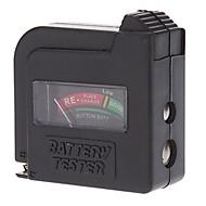 abordables Equipamiento de Mediciones, Inspecciones y Pruebas-zw-860 1.2v / 1.5v / 9v mini probador de nivel de potencia de la batería analógica de alta calidad