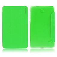 Недорогие Чехлы и кейсы для Galaxy Tab 4 8.0-enkay 3-складки защитный PU кожаный чехол с подставкой для Samsung Galaxy Tab, 4 8.0 T330
