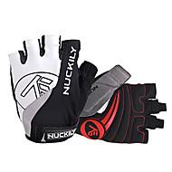 NUCKILY® Aktivnost / Sport Rukavice Biciklističke rukavice Biciklističke rukavice Anti-traktorskih / Prozračnost / Zamišljen Prstiju