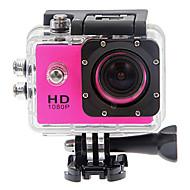 SJ4000 Action Kamera / Sport-Kamera 12 mp GoPro 4000 x 3000 Pixel Wasserfest / Anti-Shock / Alles in Einem 1.5 Zoll CMOS 32 GB 30 m Tauchen / Surfen / Universal