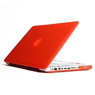 """맥북 용 솔리드 컬러 프로스트의 PC 하드 케이스 """"13 프로"""