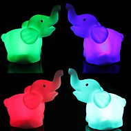 Coway Stand Ti piace una luce colorata notte LED Nightlight Dumbo Villain Luce