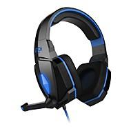 お買い得  -PC用マイクのステレオと耳のゲーミングボリュームコントロール上に各G4000ヘッドフォン3.5ミリメートル