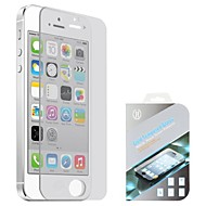cheap iPhone Screen Protectors-Screen Protector Apple for iPhone SE/5s iPhone 5c iPhone 5 Tempered Glass 1 pc Front Screen Protector Explosion Proof