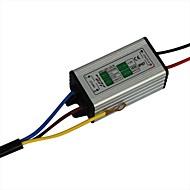 olcso LED meghajtó-jiawen® 10w led tápegység vezetett állandó áramvezető áramforrás (ac85-265v bemenet / dc18-36v kimenet)