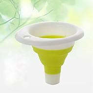 お買い得  キッチン用小物-1個 キッチンツール エコ 漏斗 液体のための