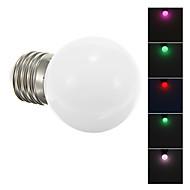お買い得  LED ボール型電球-200lm E26 / E27 LEDボール型電球 G45 LEDビーズ 集積LED 装飾用 85-265V