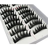 Eyelash Extensions Makeup Tools False Eyelashes Volumized Curly Fiber Daily Makeup Daily Makeup Cosmetic Grooming Supplies
