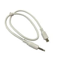 abordables Accessoires Electroniques-détails sur 3,5 mm stéréo à câble mini usb pour l'audio de haut-parleur portable