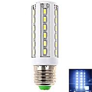 お買い得  LED コーン型電球-YWXLIGHT® 1020 lm E26 / E27 LEDコーン型電球 T 42 LEDビーズ SMD 5630 クールホワイト 100-240 V / #