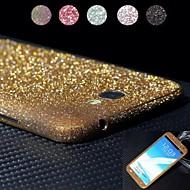 Недорогие Чехлы и кейсы для Galaxy Note-блестящий алмаз дизайн порошок защитная пленка для всего тела для Samsung Galaxy Примечание 2 N7100