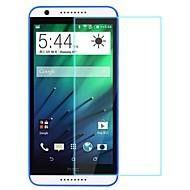 お買い得  スクリーンプロテクター-スクリーンプロテクター のために HTC HTC Desire 820 強化ガラス 1枚 ハイディフィニション(HD)