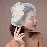 Women's Organza Headpiece-Wedding Fascinators Flowers Hats Elegant Style