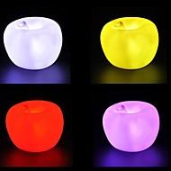 7 couleur pomme Noël a mené la nuit lumière de haute qualité lumière de nuit