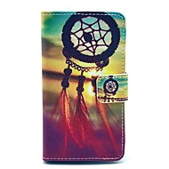 Catcher Pattern PU Leather Case with Screen Protector,Stylus,Dust Plug and Stand for Nokia Lumia N520