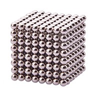 cheap Novelty Toys-Magnet Toy Building Blocks Neodymium Magnet Magnetic Balls 216/512pcs 3mm/5mm Magnet High Quality Magnetic intelligent Circular Toy Gift
