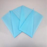 저렴한 -대형 크림 배관 가방, 실리콘 15 × 23.5 × 38cm (5.9 × 9.3 × 15.0 인치)