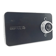 "K6000 1080P 4 x Zoom Range Vehicle Blackbox DVR Camcorder Car Camera with 2.4"" TFT LCD Screen for Car"