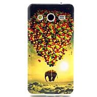 Недорогие Galaxy Core 2-4,5-дюймовый ТПУ мягкий чехол задняя крышка для Samsung Galaxy Core 2 g3558 / g3559