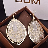 Women's Drop Earrings - Drop Statement, Oversized Gold / Silver For Party / Special Occasion / Birthday
