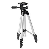 preiswerte -ismartdigi ir-130-sl 4 Schnitt Kamerastativ (Silber + Schwarz)